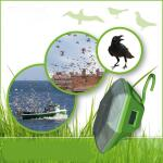 Katten- en vogelverjager - solar