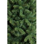 Kerstboom Forest Frosted Slim 185 cm groen - triumph tree