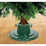 Kerstboomhouder kunststof - groen