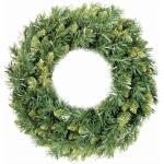 Kerstkrans kunststof 60 cm