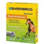 Kleinvee en paard graszaad - 150 m²
