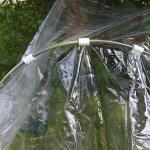 Klemmen voor folie of gaas 10 mm (20 stuks)