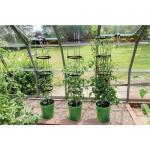 Klimplantentoren 150 cm met bewateringssysteem - groen