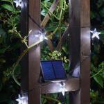 Ledslinger - 50 witte sterren