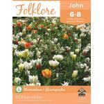 Bloembollenmengsel Folklore John (60 stuks)