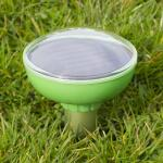 Mollenverjager - solar ultrasoon grondstaaf