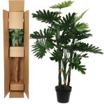 Kunstplant Philodendron 100 cm