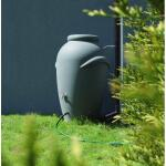 Regenton antraciet - 360 liter