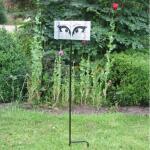 Roterende vogelverschrikker - 100 cm