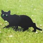 Katten- en knaagdierwerende silhouetten (2 stuks)