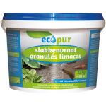 Strooikorrels tegen Slakkenvraat 2,5 kg - Ecopur