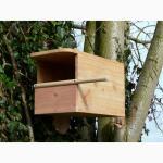 Nestkast torenvalk - cederhout