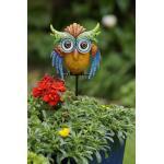 Uil Ollie tuinprikker - 90 cm