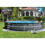 Rond Ultra XTR Frame zwembad compleet Intex Ø 732 x 132 cm