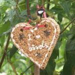 Vogelhart I love birds - 510