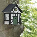 Nestkast EN voederhuis Black Cottage