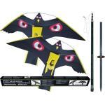Vogelverjager Kite hawk met paal tot 7 meter