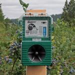 Vogelverjager prof. tot 6000 m²