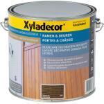Xyladecor Ramen & Deuren, donkere eik - 2,5 l