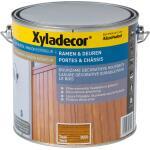 Xyladecor Ramen & Deuren, teak - 2,5 l