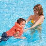 Zwemvest deluxe met kraag Intex - 3 tot 6 jaar